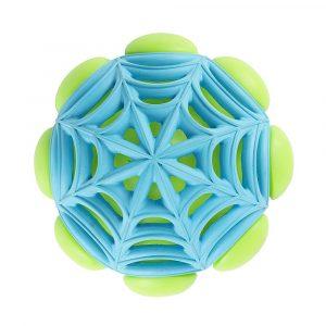Brinquedo Bola Aranha Média Verde