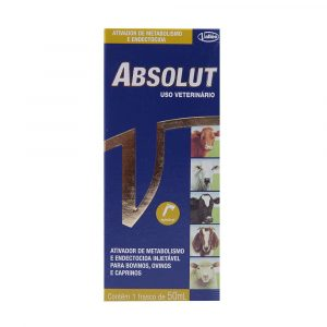 Absolut 50ml Vallee