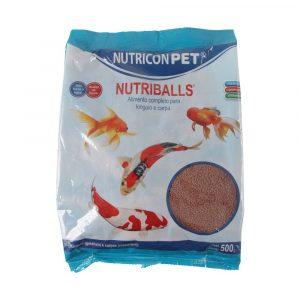 Ração Nutricon para Peixe Nutriballs Baby 500g