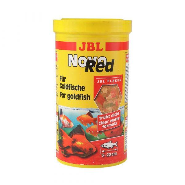 Ração para peixe Novo Red 180g JBL