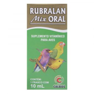 Rubralan Mix Gotas 10ml