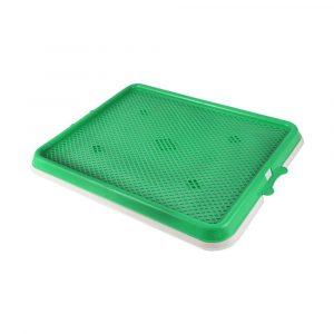 Sanitário Higiênico Xixi Pets Premium Verde 10098