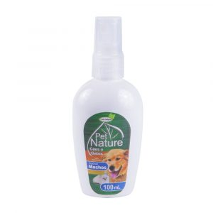 Colônia Pet Nature para Cães e Gatos Machos 100mL