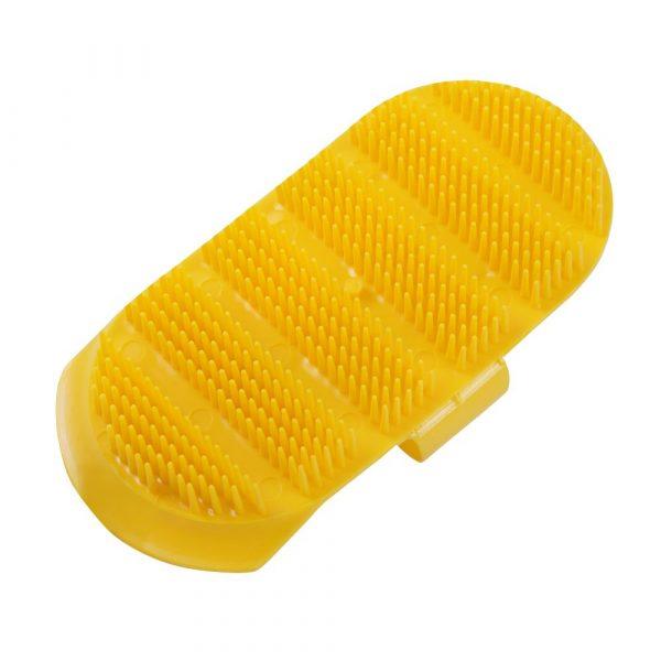 Escova Plástica Amf cor Amarela