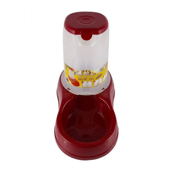 Alimentador Chalesco Vermelho 6,5 Litros