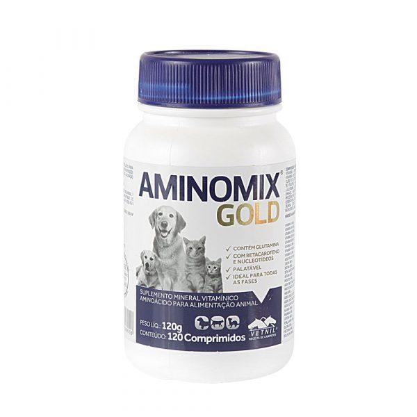 Aminomix Gold 120g / 120 comprimidos