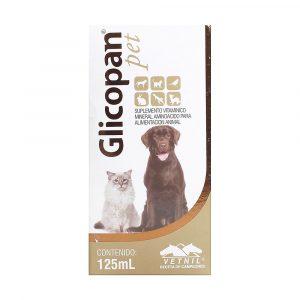Glicopan Pet 125mL
