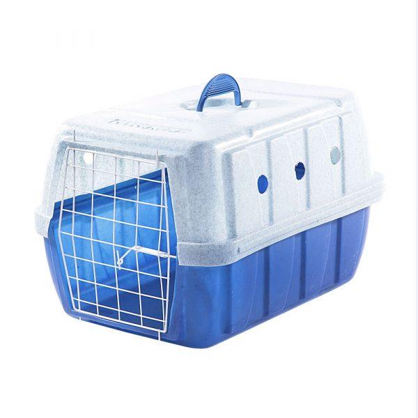 Caixa de Transporte Nº 02 Cinza/Azul Rotoplas