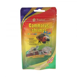 Ração Tropical Gammarus & Shrimps Mix 20g