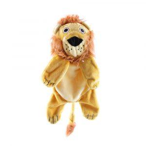 Brinquedo Garrafa Tecido Leão Grande