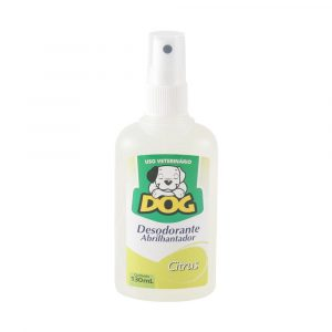 Desodorante Abrilhantador Dog Citrus 130mL