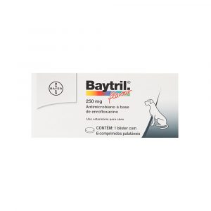 Baytril Flavour 250mg
