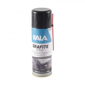 Grafite Spray 200mL Kala