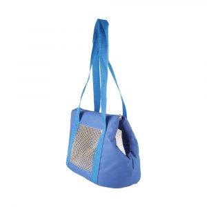 Bolsa Marie1-2 em Nylon N01 Azul São Pet 600