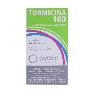 Tormicina 100 Injetável 50mL