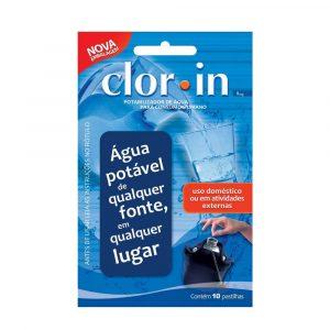 Clor In 1mg com 10 Pastilhas