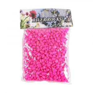 Cascalho Decorativo Rosa Pink GF30684