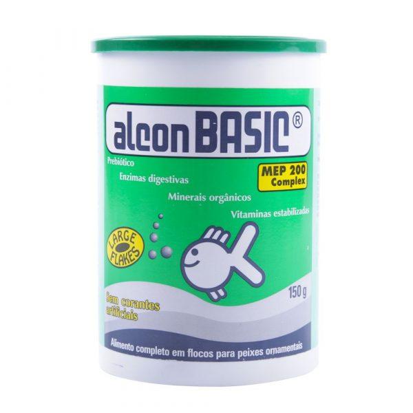 Ração para Peixe Alcon Basic 150g