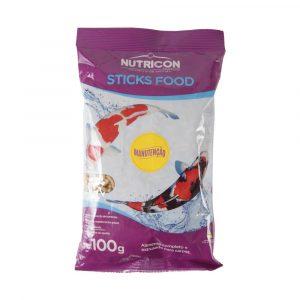 Ração Nutricon para Carpas Stick Food Manutenção 100g