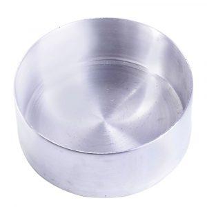Comedouro Alumínio Maciço N°20