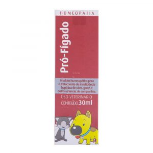 Homeopet Pró-Fígado 30ml
