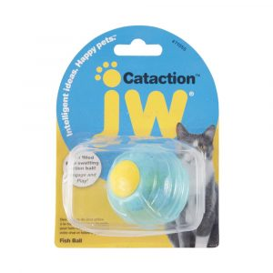 Brinquedo para Gatos Action Fish Ball 71055 jw
