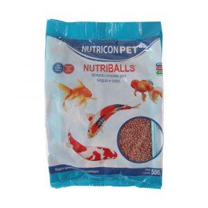Ração Nutricon para Peixe Nutriballs 500g