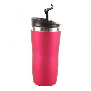 Copo Aço Inox MOR 450mL Coffee Lilás
