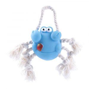 Brinquedo Siri com Corda Azul