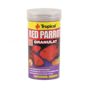 Ração Tropical Red Parrot Granulate 100g