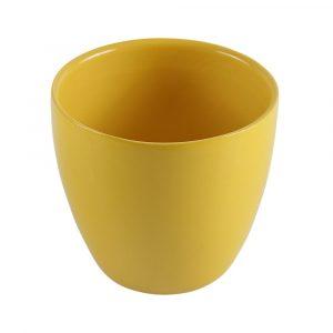 Vaso Genoa Amarelo D14 A13 133242