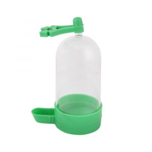 Bebedouro para Sabiá Verde Grande Jel Plast