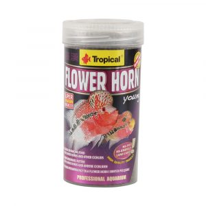 Ração Tropical Flower Horn Young 95g