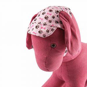 Boné Verão Luly Pet Tamanho PP Rosa