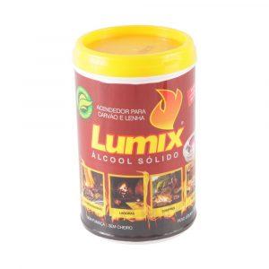 Acendedor para Carvão e Lenha Lumix Gel 900g
