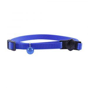 Coleira para Gato Breakway Azul