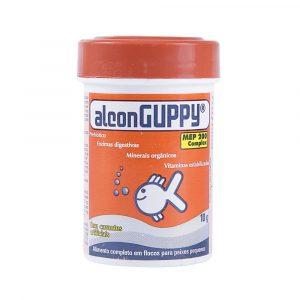 Ração para Peixe Guppy Alcon 10g