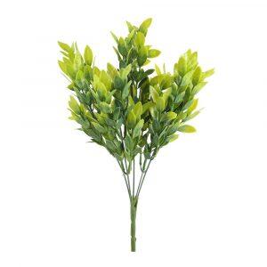 Bouquet Artificial Folhas Verdes FL10412