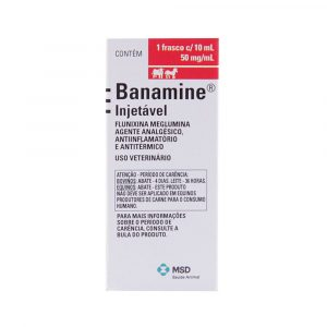 Banamine Injetável 10mL