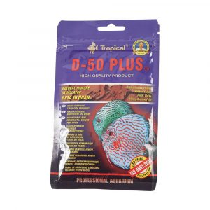 Ração Tropical D-50 Plus Flakes 12g
