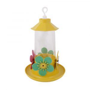 Bebedouro Beija-Flor Luxo Amarelo Jel Plast 10A