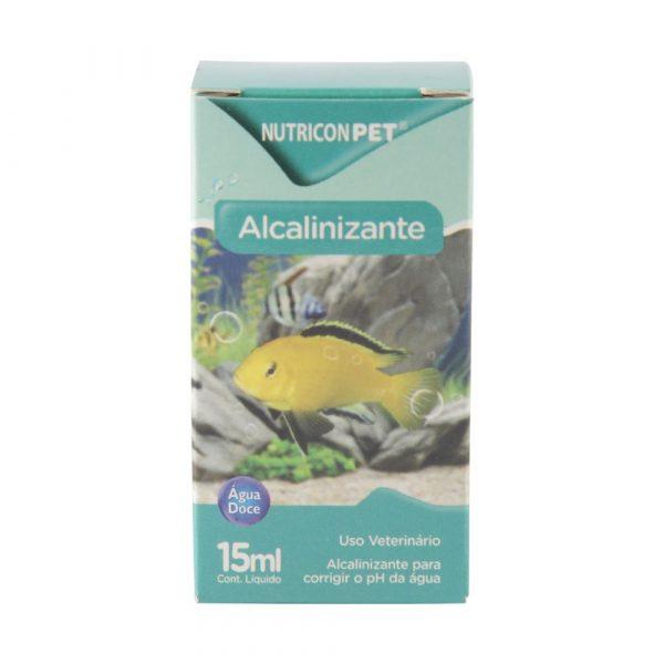 Alcalinizante Nutricon Pet 15mL