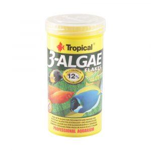 Ração Tropical 3 Algae Flakes 50g