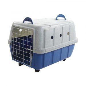 Caixa de Transporte Nº 03 Cinza/Azul Rotoplas