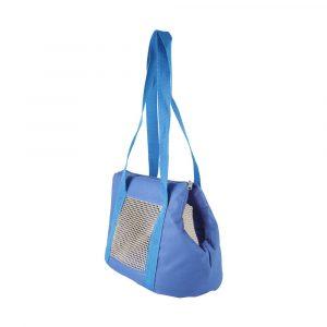 Bolsa Marie3-4 em Nylon N03 Azul São Pet 600