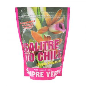 Adubo Sempre Verde Salitre do Chile 1Kg