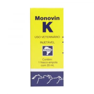 Anti-hemorrágico Monovin K 20ml