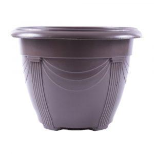 Vaso Plástico Nutriplan Romano Cor Tabaco N04