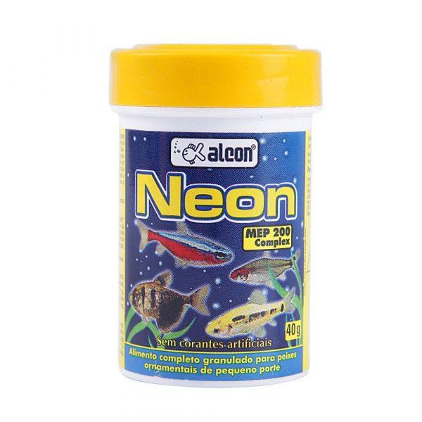 Ração para Peixes Alcon Neon 40g