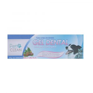 Gel Dental Pet Clean Sabor Tutty-Fruty